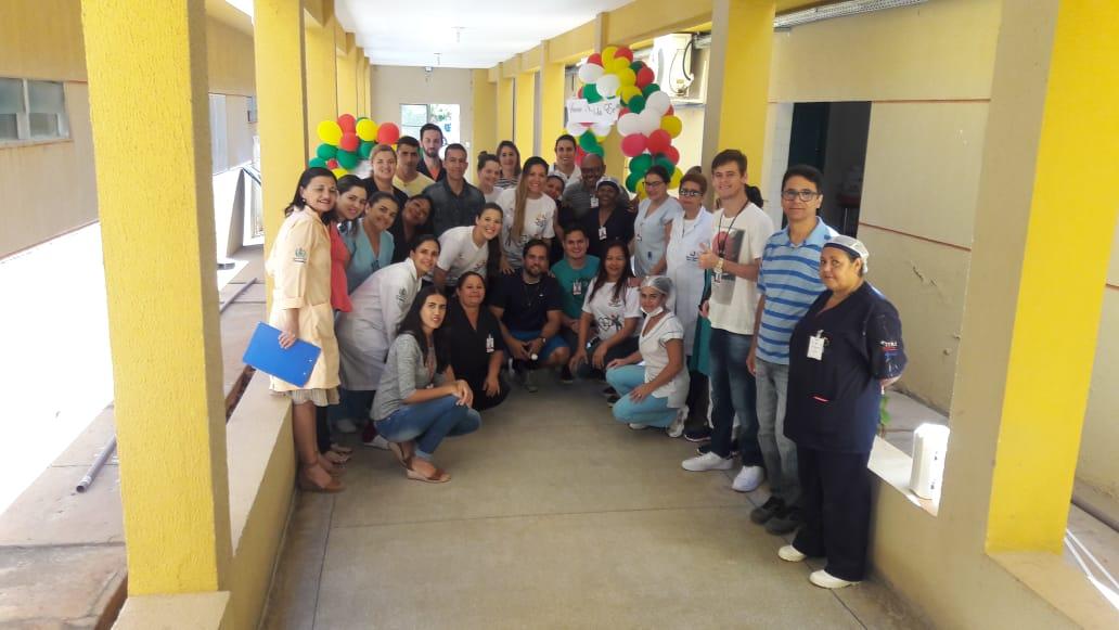 Em Afogados da Ingazeira, HREC promove Semana da Enfermagem