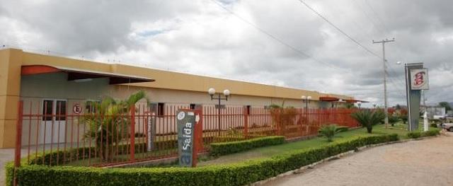Hospital Regional Emília Câmara (HREC)